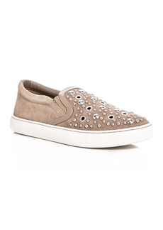 Sam Edelman Paven Embellished Slip-On Sneakers
