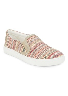 Sam Edelman Peony Patterned Slip-On Sneakers