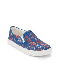 Sam Edelman Peony Printed Slip-On Sneakers