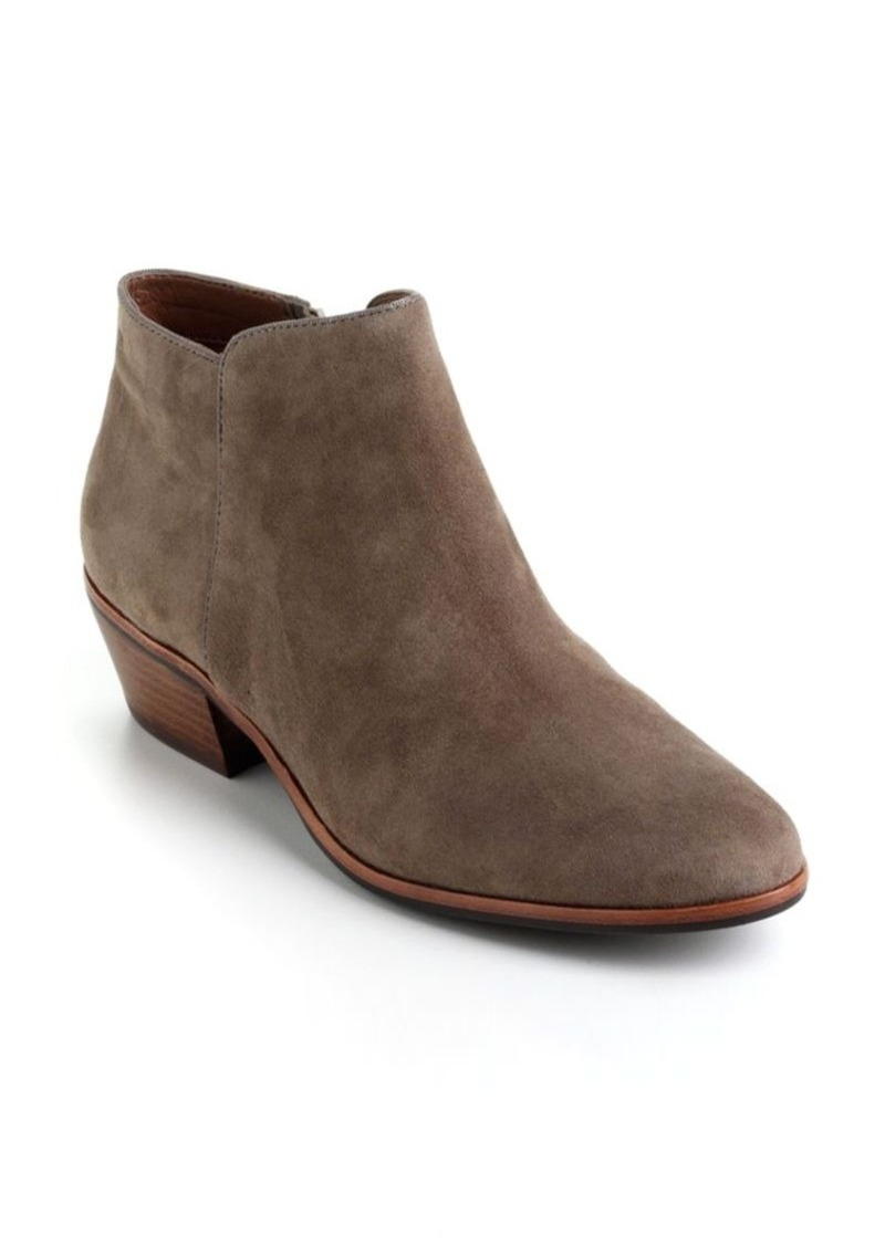 68881aedaa33a Sam Edelman Sam Edelman Petty Low-Cut Suede Ankle Boots