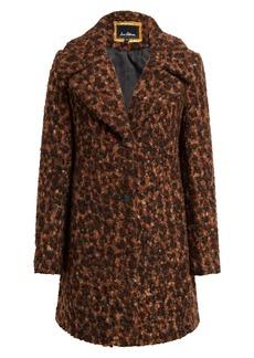 Sam Edelman Pressed Boucle Coat