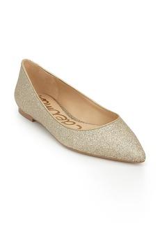 Sam Edelman Rae Pointy Toe Flat (Women)