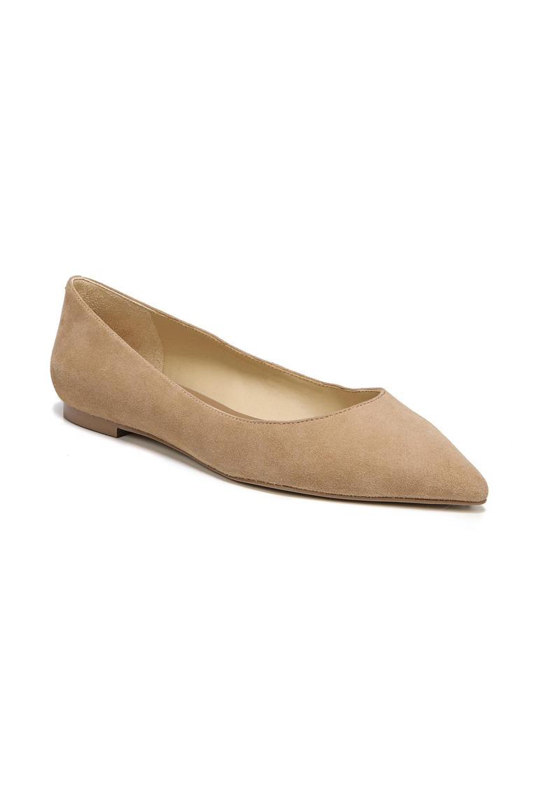 39daa9923906bf SALE! Sam Edelman Sam Edelman Rae Pointy Toe Flat (Women)