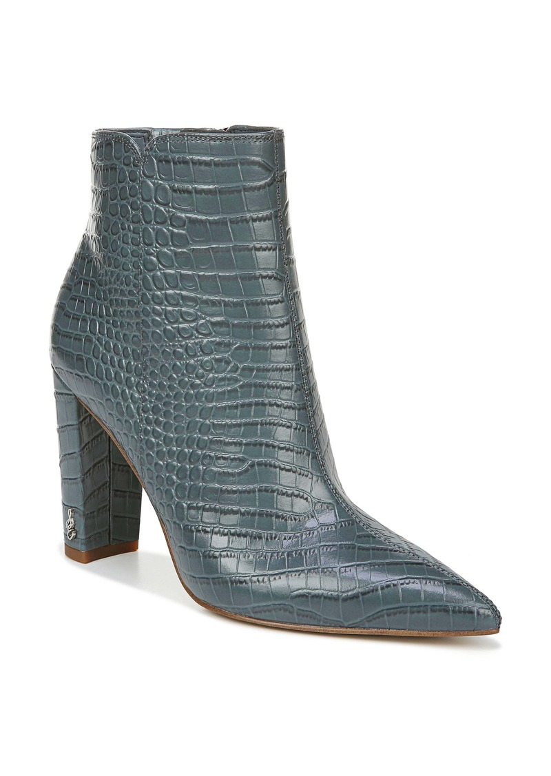 Sam Edelman Raelle Pointy Toe Bootie (Women)