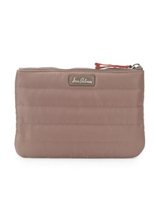 Sam Edelman Ribbed Clutch