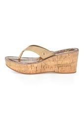 Sam Edelman Romy Patent Leather Wedge Sandal