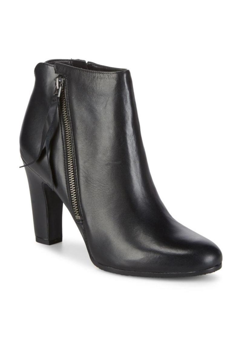Sadee Leather Booties 9umQwjl