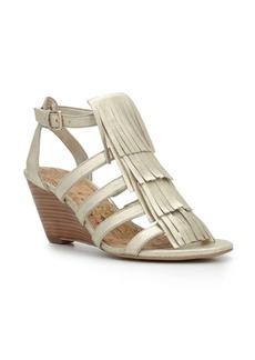 Sam Edelman Sandra Leather Wedge Sandals