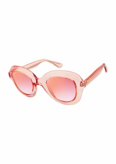 Sam Edelman SE120 Iconic Oval UV Protective Sunglasses | Wear All-Year | A Gift of Luxury