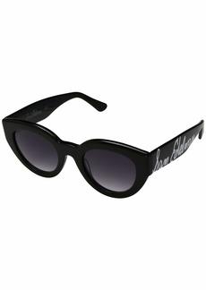 Sam Edelman SE156 Signature UV Protective Cat-Eye Sunglasses | Wear All-Year | A Gift of Luxury