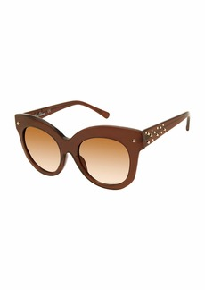Sam Edelman SE161 Oversized Over-Sized UV Protective Cat-Eye Sunglasses | Wear All-Year | A Gift of Luxury