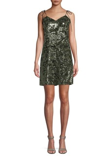 Sam Edelman Sequin Mini Dress