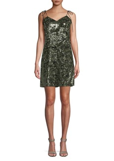 Sam Edelman Sequin Mini Dress