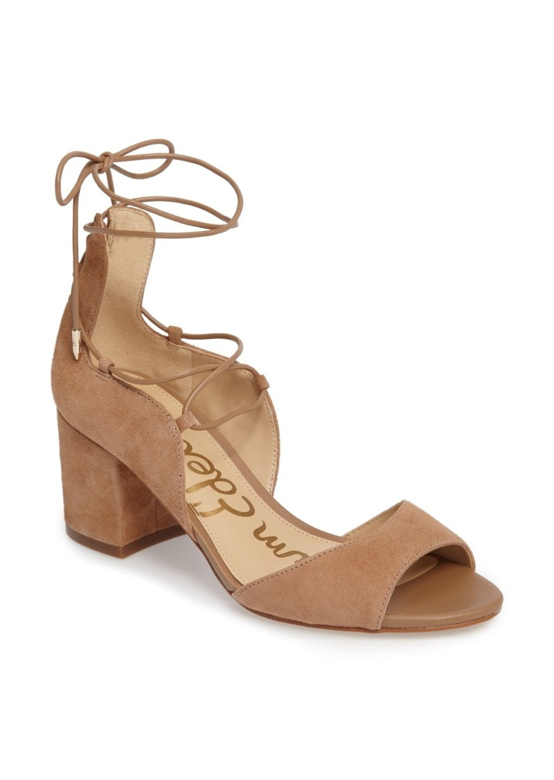 Sam Edelman Serene Lace-Up Sandal (Women)