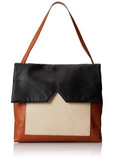 Sam Edelman Sharp and Graphic Large Sholder Bag
