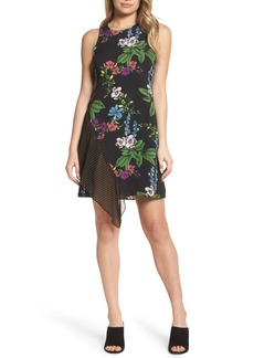 Sam Edelman Side Drape Sheath Dress