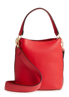 Sam Edelman Small Nya Faux Leather Bucket Bag