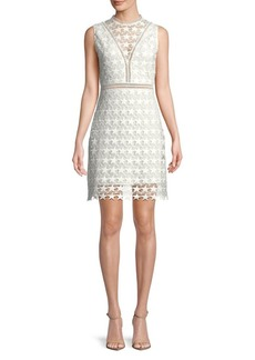 Sam Edelman Star Lace Dress