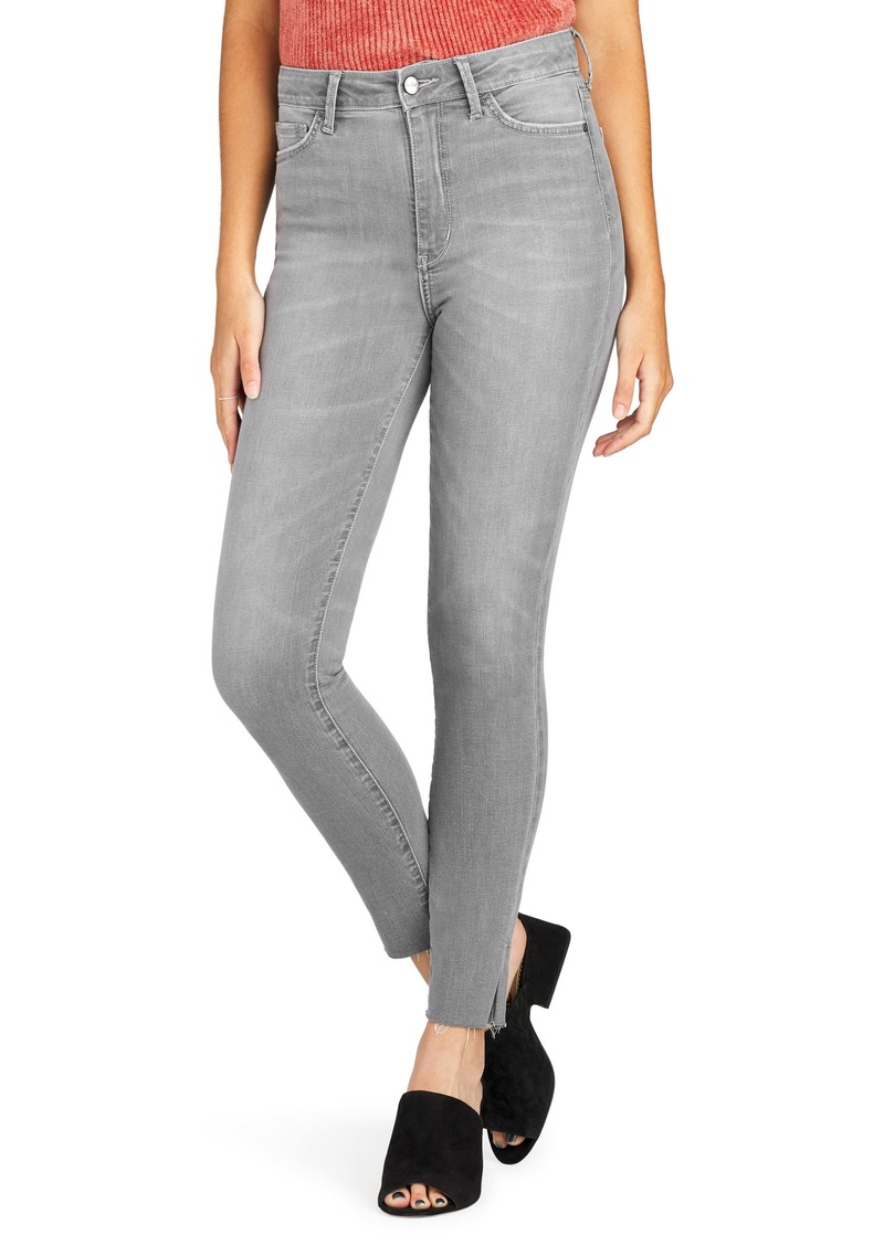 Sam Edelman Stiletto Slit Ankle Skinny Jeans (Evie)
