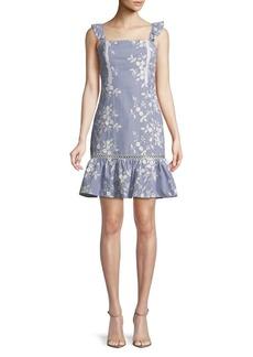 Sam Edelman Striped Sheath Dress