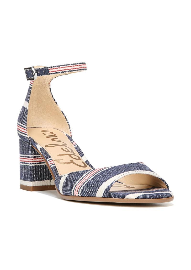 e0587ec1d4a9 Sam Edelman Sam Edelman Susie d Orsay Ankle Strap Sandal (Women)