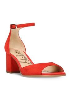 Sam Edelman Susie Open Toe Block Heel Sandals