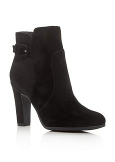 Sam Edelman Sylvie Almond Toe Booties
