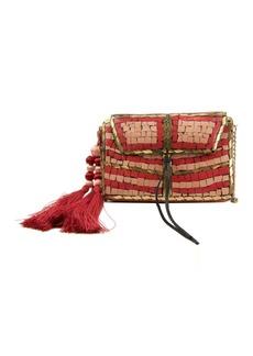 Sam Edelman Tarian Embellished Iron Crossbody Bag