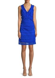 Sam Edelman Tassel Lace Dress