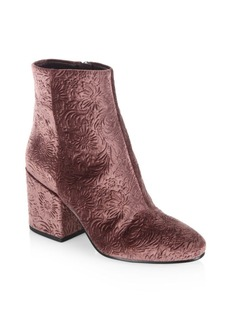 Taye Textured Booties