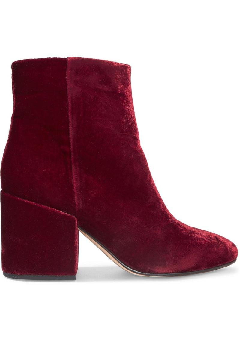 21d290753f65 Sam Edelman Sam Edelman Taye velvet ankle boots