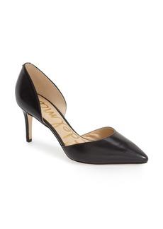 Sam Edelman 'Telsa' d'Orsay Pointy Toe Pump (Women)