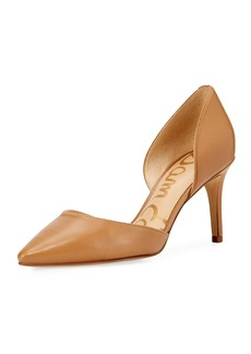 Sam Edelman Telsa Leather d'Orsay Pump