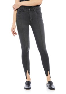 Sam Edelman The High Rise Stiletto Slit Ankle Jeans (Mason)