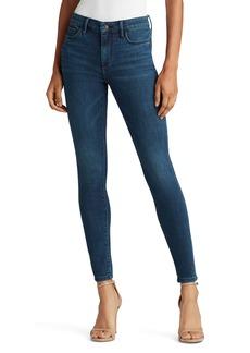 Sam Edelman The Kitten High Waist Ankle Skinny Jeans (Forrest)