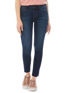Sam Edelman The Kitten Side Slit Skinny Jeans (Jacob)