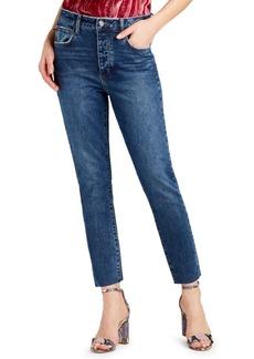 Sam Edelman The Stiletto High-Rise Straight-Leg Jeans