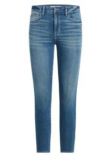 Sam Edelman The Stiletto High Waist Ankle Skinny Jeans (Leaf)