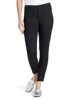 Sam Edelman The Stiletto High Waist Raw Hem Ankle Skinny Jeans (Mercedes)