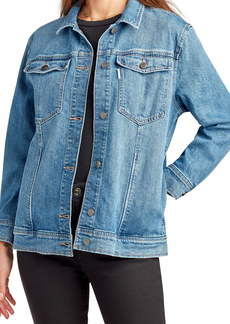 Sam Edelman The Tansy Denim Trucker Jacket
