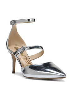 Sam Edelman Thea Two-Strap Leather Pumps