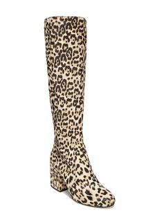 Sam Edelman Thora Genuine Calf Hair Knee High Boot (Women)