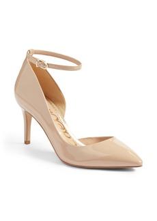 Sam Edelman Tia Ankle Strap Pump (Women)