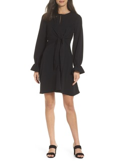 Sam Edelman Tie Knot Fit & Flare Dress