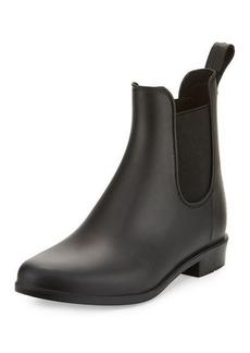Sam Edelman Tinsley Gored Matte Ankle Rain Boot