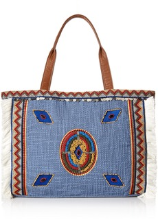 Sam Edelman Titian Tote Bag denim multi