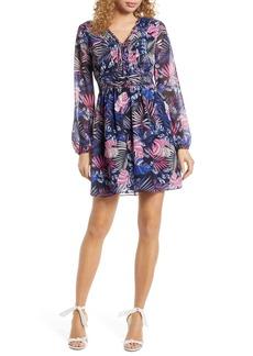 Sam Edelman Tropics Floral Print Dress