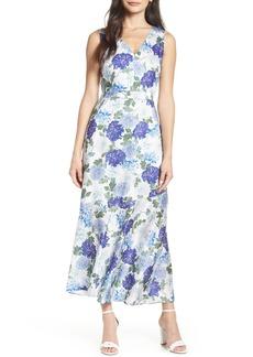 Sam Edelman Floral Midi Dress