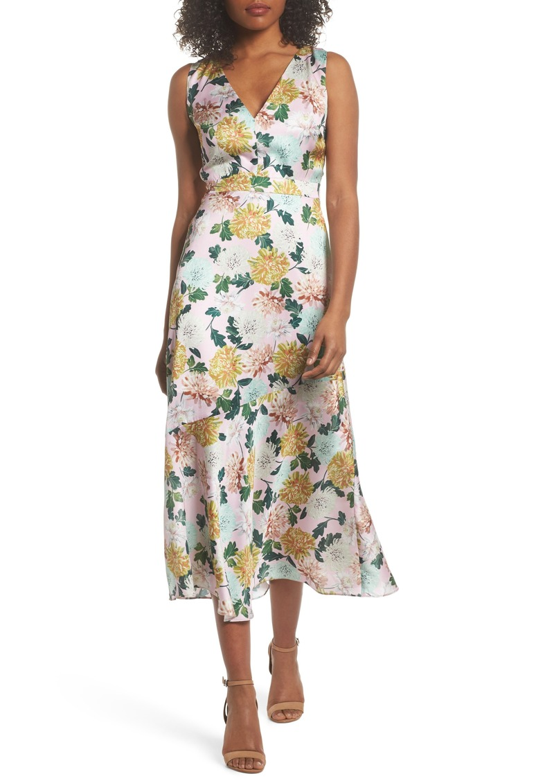 Sam Edelman Floral Midi Dress