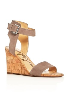 Sam Edelman Willow Ankle Strap Wedge Sandals